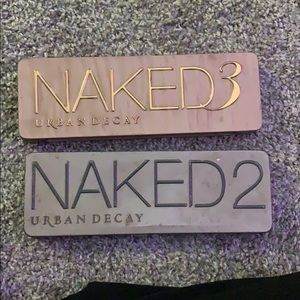 naked 2 and 3